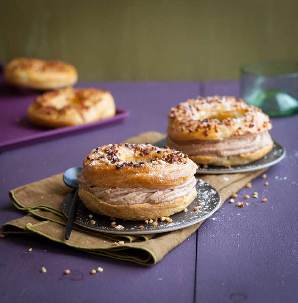 photo du célèbre Paris-Brest